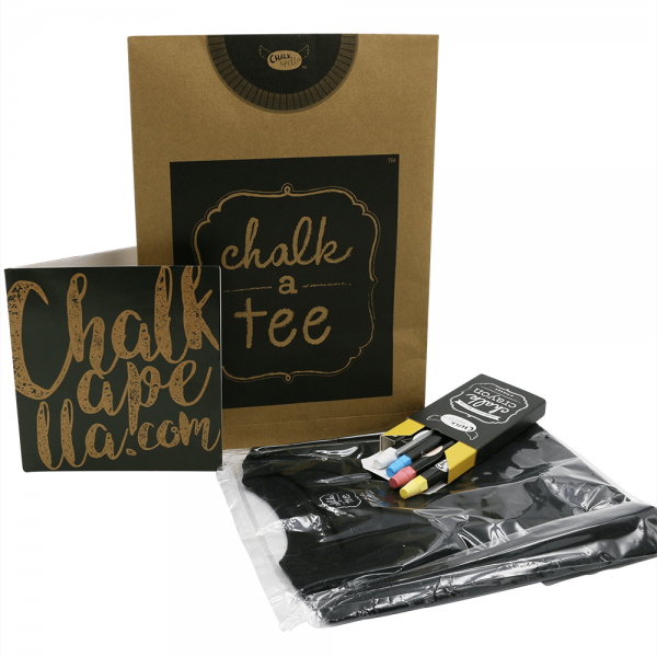 ISYbe Fun-Mal-Shirt-schwarz-lieferumfang
