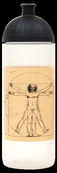 ISYbe Trinkflasche transparent Leonardo 0,7 L