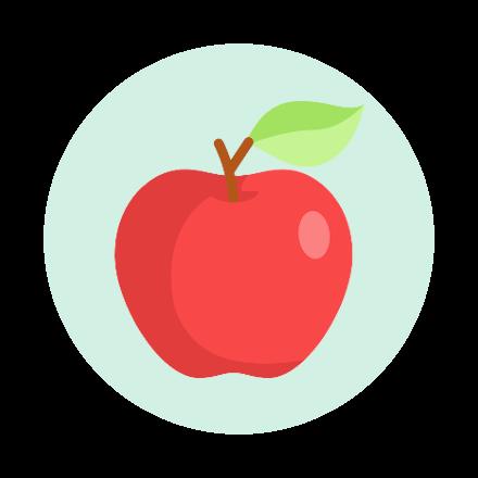 Hochwertige Zutaten-Icon