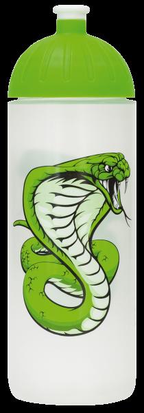 ISYbe Trinkflasche 0,7L Kobra