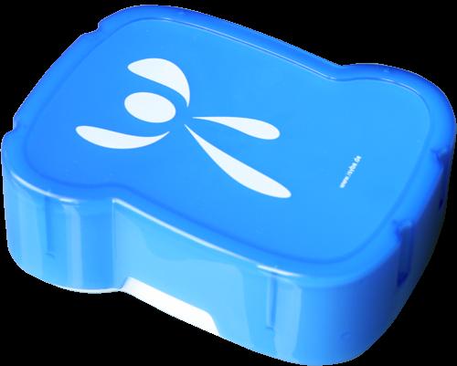 ISYbe flexible Brotbox - blau 1