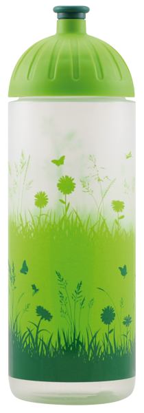 ISYbe Trinkflasche 0,7L Gras