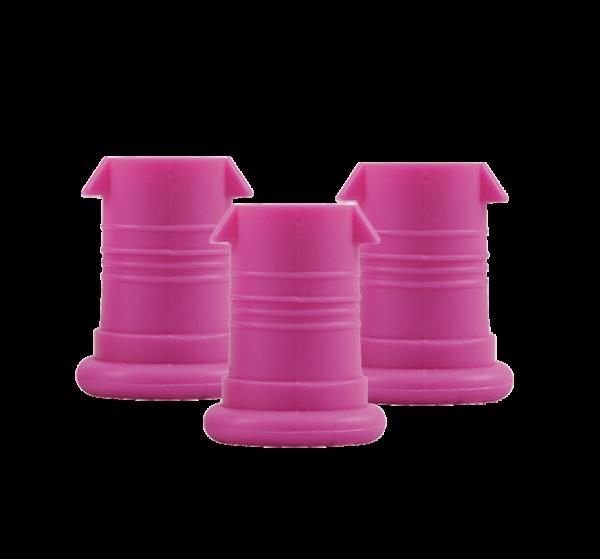 ISYbe Mundstück (3 Stück) - pink