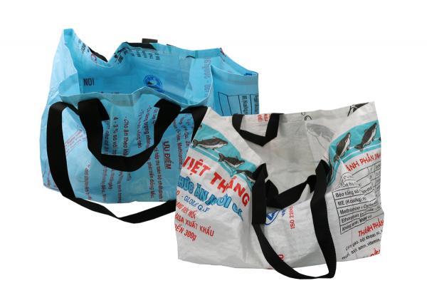 ISYbe Bag Einkaufstasche Groß - Übersicht