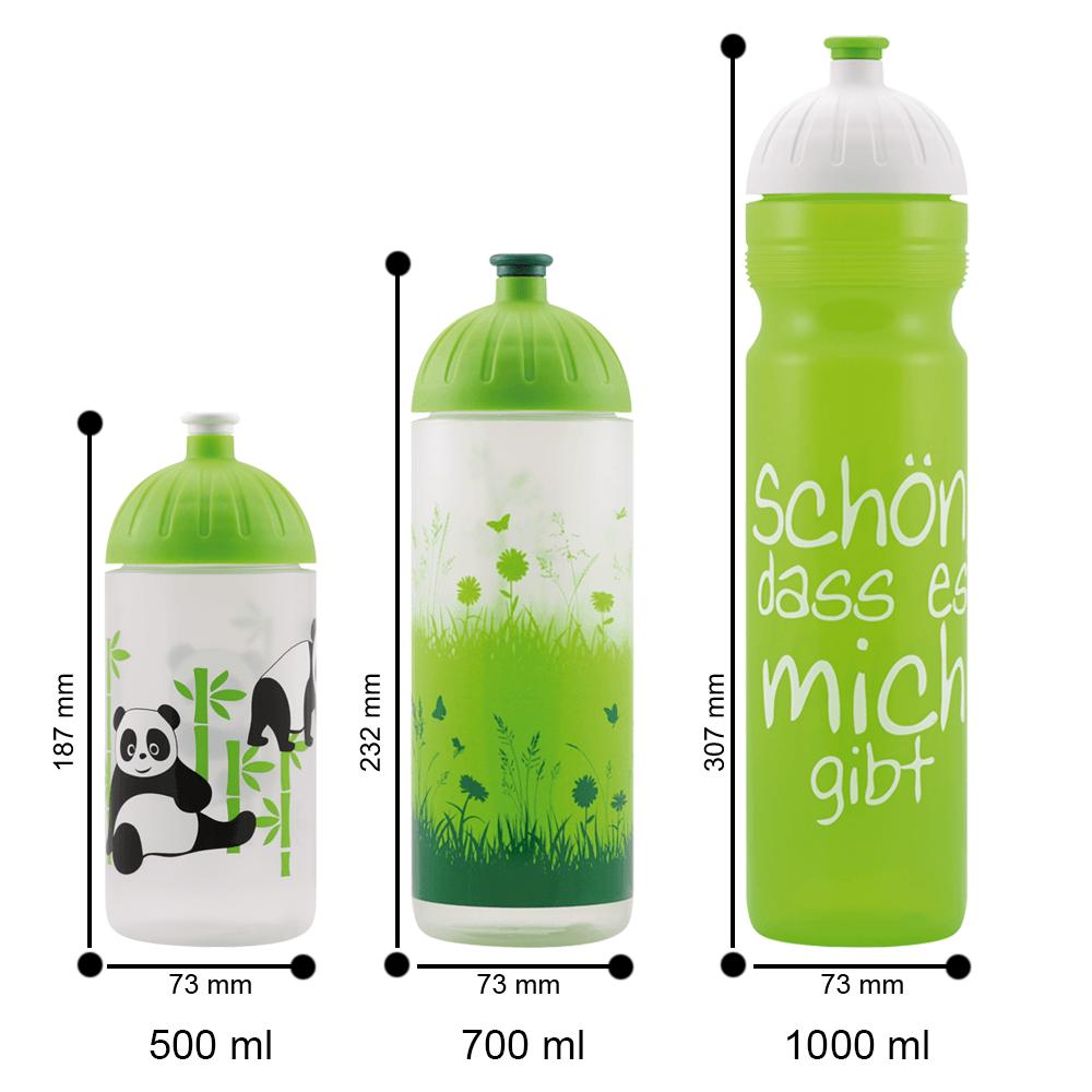 Trinkflaschen-Größen-Icon