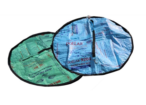 ISYbe Bags Picknickdecke / Funktionstasche - Übersicht 1