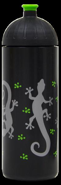 ISYbe Trinkflasche schwarz Gecco 0,7 L