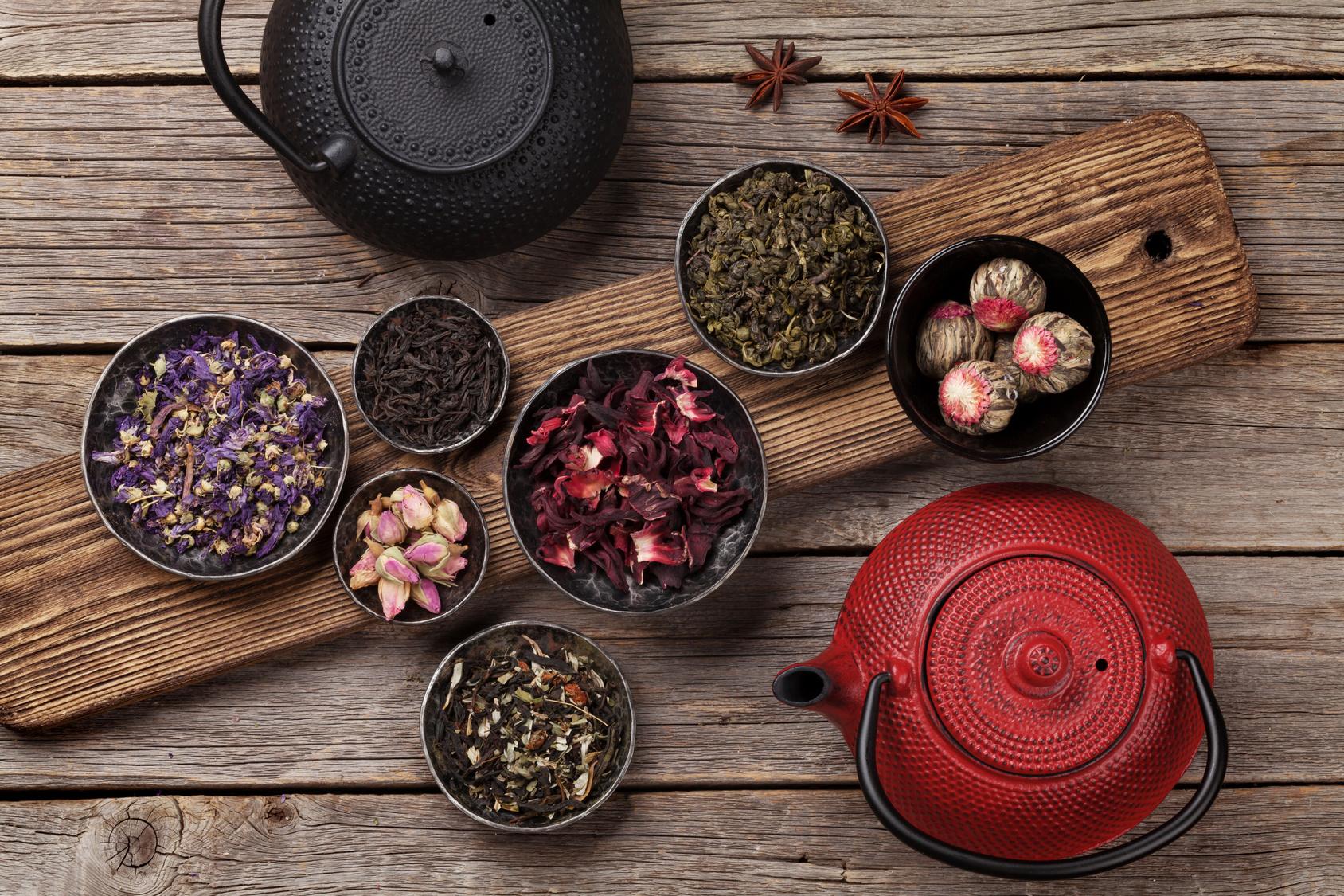 Mehr als ein leckeres Getränk - Wissenswertes rund ums Thema Tee ...