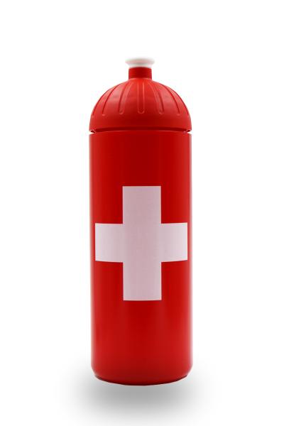 ISYbe Trinkflasche 0,7L Schweiz