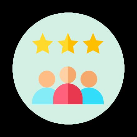 Sehr-gute-Kundenbewertungen-Icon