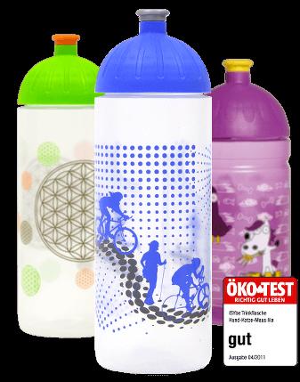 ISYbe Fahrradtrinkflaschen