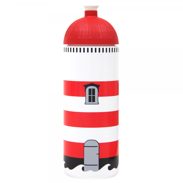 Trinkflasche Leuchtturm 0,7 L