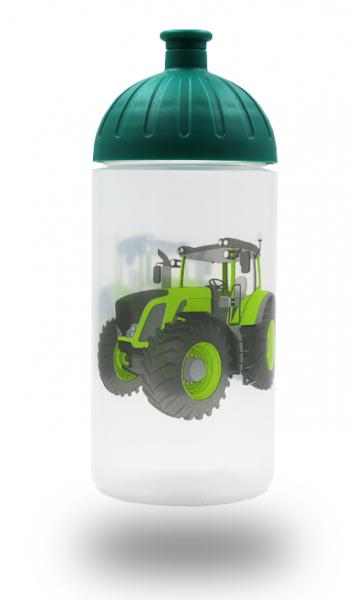 ISYbe Trinkflasche 0,5L Traktor