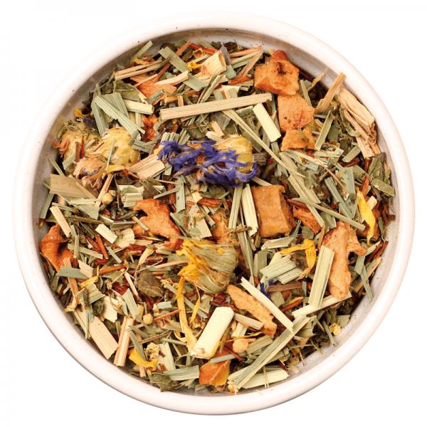ISYbe BIO Tee: Hauskräutertee 100g Inhalt