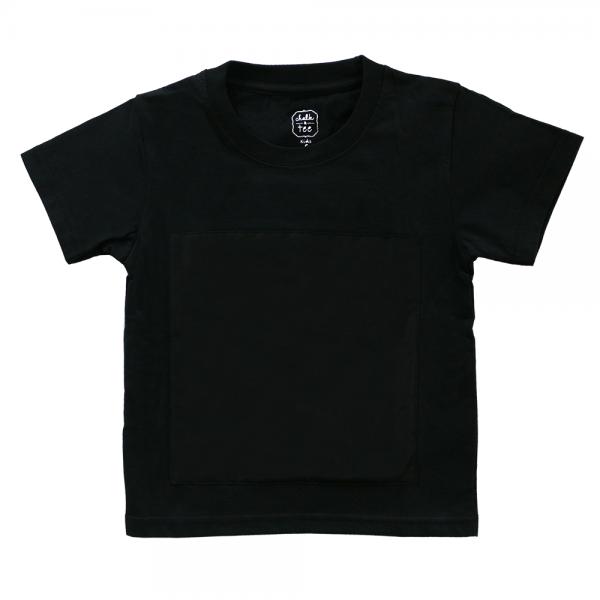ISYbe Fun-Mal-Shirt-schwarz_vorne