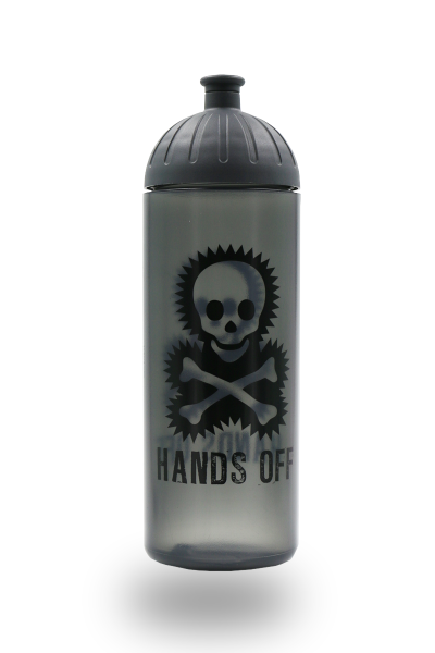 ISYbe Trinkflasche 0,7L Totenkopf