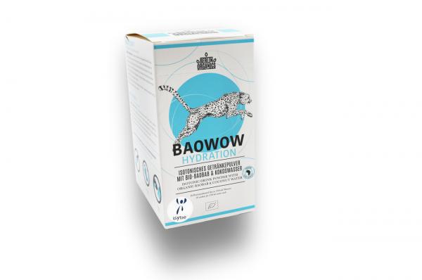 """Berlin Organics Isotonisches Getränkepulver """"BAOWOW Hydration"""" 200 g"""