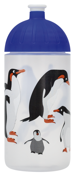 ISYbe Trinkflasche 0,5L Pinguin