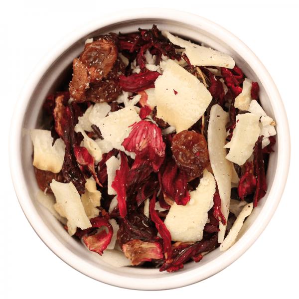 ISYbe Tee: Früchtetee Kokospalme aromatisiert 100g