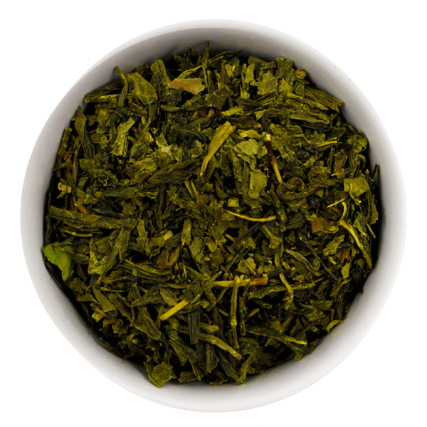ISYbe BIO Tee: Grüntee China Sencha 100g Inhalt
