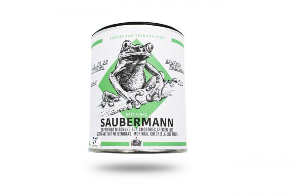"""Berlin Organics Superfood Mischung """"Saubermann"""" 100 g"""
