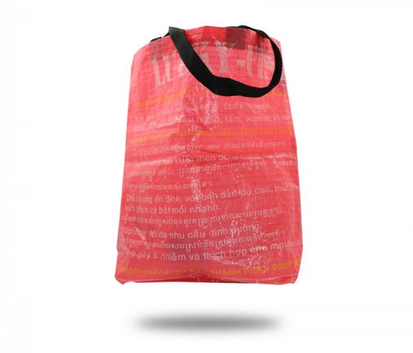 ISYbe Bags Tasche Medium - rot vorne