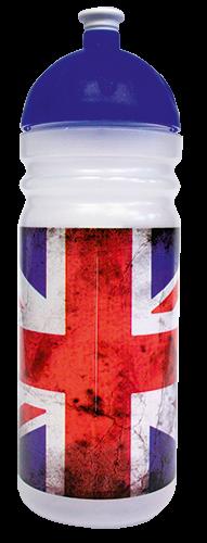 ISYbe Trinkflasche 0,7L British
