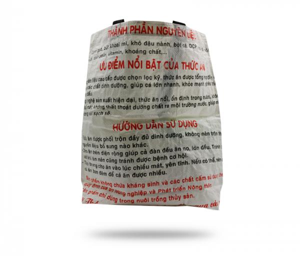 ISYbe Bags Tasche Medium - weiß vorne
