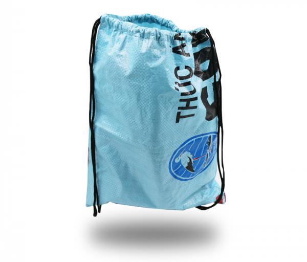 ISYbe Bags Turnbeutel - Blau vorne