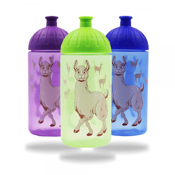 ISYbe Trinkflasche Lama 0,5 L - Übersicht
