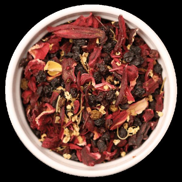 ISYbe BIO Tee: Früchtetee Hollerbusch 100g