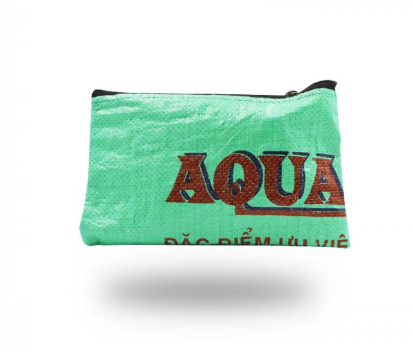 ISYbe Bags Federmäppchen - vorne in grün