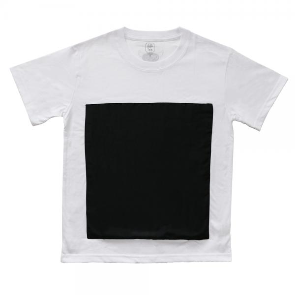 ISYbe Fun-Mal-Shirt-weiß_vorne