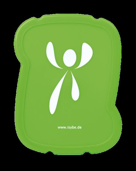 ISYbe flexible Brotbox grün