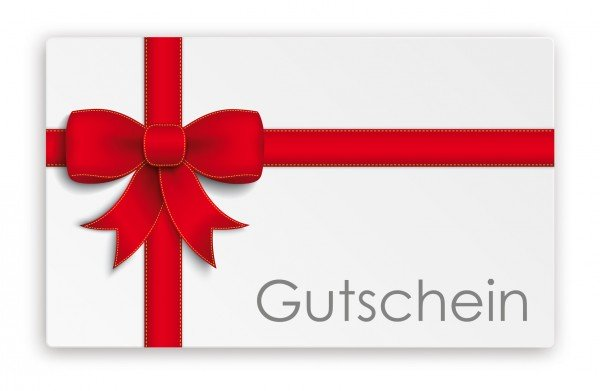 ISYbe Geburtstag / Geschenk Gutschein