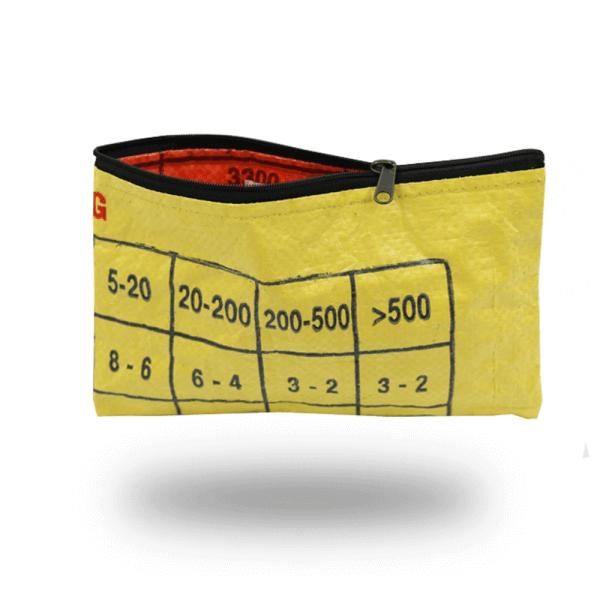 ISYbe Bags Federmäppchen offen - gelb